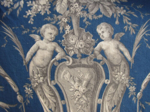 Antique Textile Valance