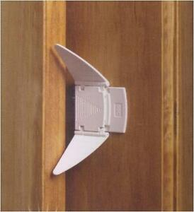 Kidco Baby On Off Adhesive Sliding Closet Door Safety Lock
