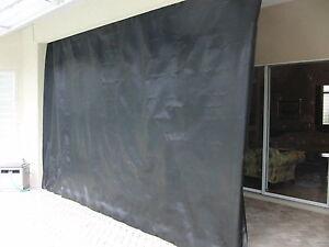 Garage Door Hurricane Fabric Diy Protection Wind Screen