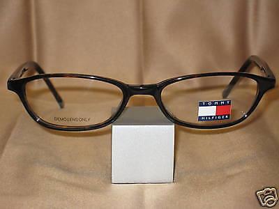 Tommy Hilfiger Eyeglasses Tortoise  Simple Cateye