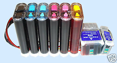 NON-OEM DYE INK SYSTEM CIS CISS for epson 900 1270 1280