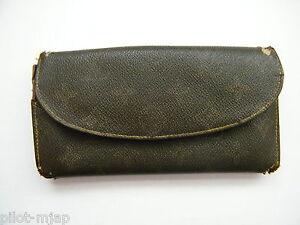 vintage antique louis vuitton wallet purse very