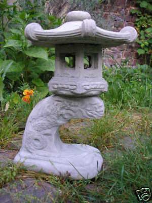 FengShui Rankai - Japanische Gartenlaterne -Stein Pagode Gartenlaterne - Rankei