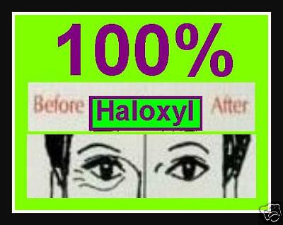15ml Bottle of 100% Haloxyl ®  Lighten Dark Circles NEW