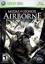 Medal of Honor Airborne Xbox 360 Game Complete!