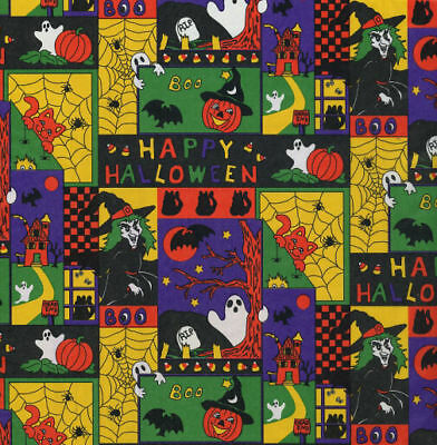 HAPPY HALLOWEEN GIFT TISSUE PAPER-120 Large Sheets