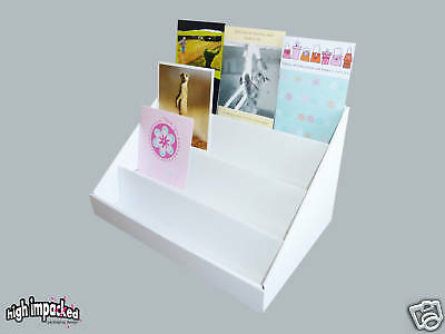 Greeting card display stand