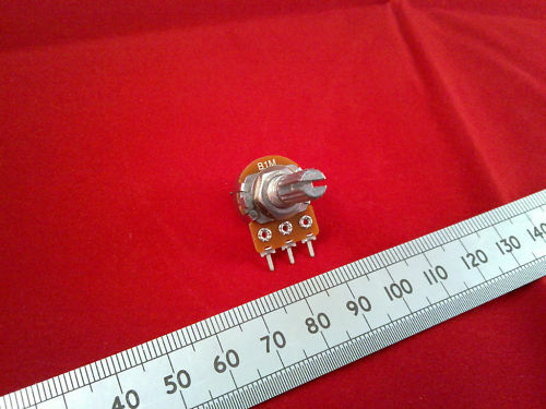 470R Linear Track 16mm Variable Resistor