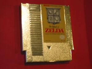 THE-LEGEND-OF-ZELDA-NINTENDO-GAME-ORIGINAL-RARE-NES-HQ