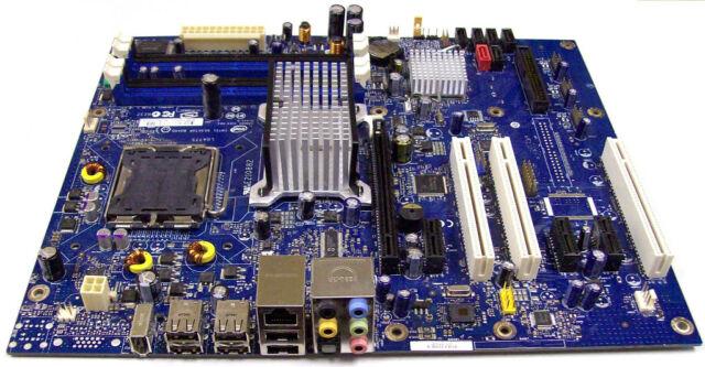 Intel DP35DPM ATX LGA775 DDR2 P35 Express Chipset  Refurbished Board Only