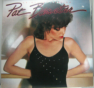 Pat Benatar   # Crimes of passion #  VINILE LP Ex/Ex