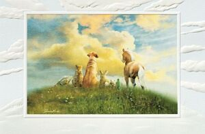 6-GORGEOUS-PUMPERNICKEL-PRESS-MEMORIES-OF-LOVE-PET-SYMPATHY-CARDS