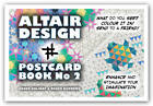 Altair Design Pattern Postcard: Bk. 2 by Ensor Holiday (Postcard book or pack, 2009)