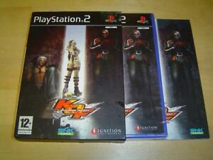 KING-OF-FIGHTERS-MAXIMUM-IMPACT-PLAYSTATION-2-PS2-NEW