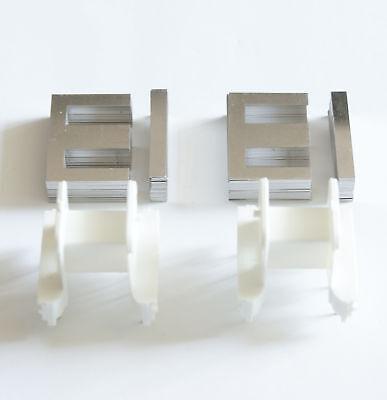Nickel Permalloy EI-35 Core and Bobbin for Transformer