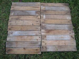 20 Stk Bretter Von Alten Weinkisten Mobel Basteln Kisten Holzkisten