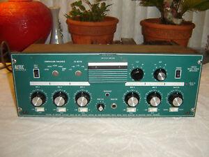 Altec-Lansing-1607A-Mixer-Power-Amplifier-Vintage-Rack-Repair-As-Is
