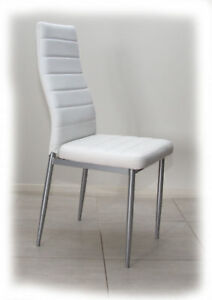 Torino-White-Faux-Leather-Dining-Chair-BRAND-NEW