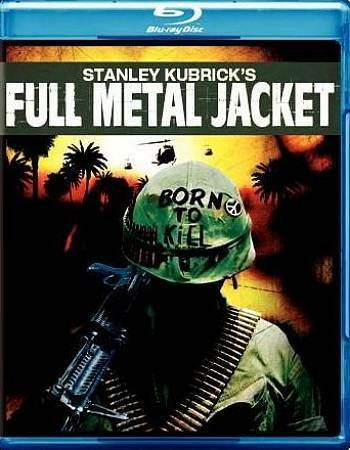 Full Metal Jacket (Blu-ray Disc, 2007, Canadian; Deluxe Edition; French)