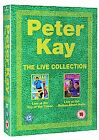 Peter Kay - The Live Collection - Live At The Top Of The Tower/Live At The Bolton Albert Halls (DVD, 2007, 2-Disc Set, Box Set)