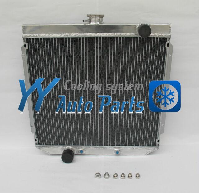 FORD FALCON FAIRLANE Aluminum RADIATOR XY XW 302 6CYL 69-72 AUTO/MANUAL