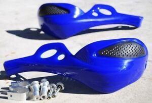 Hand-guard-blue-dirt-bike-mx-YAMAHA-wr-yz-yzf-yz250f-tt-xt-250-125-dt-wrf-426-85