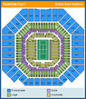 2013 US Open Tennis Championship Tickets 09/02/12 (Flushing)