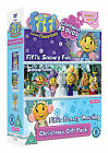 Fifi And The Flowertots - Christmas Gift Pack (DVD, 2011, 3-Disc Set)