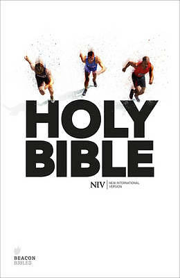 """AS NEW"" International Version, New, NIV Sports Beacon Bible Paperback (Niv Bibl"