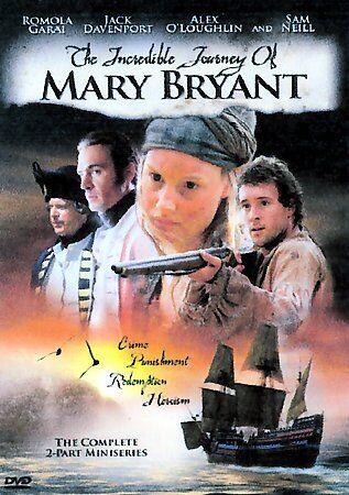 The Incredible Journey of Mary Bryant Mini Series Sam Garai Davenport Disney