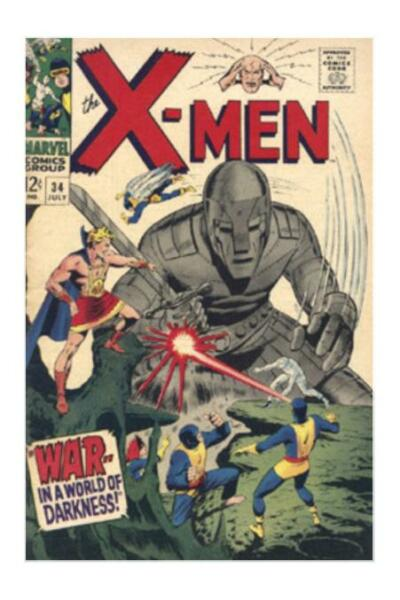 57092371dbad The X-Men  34 (Jul 1967