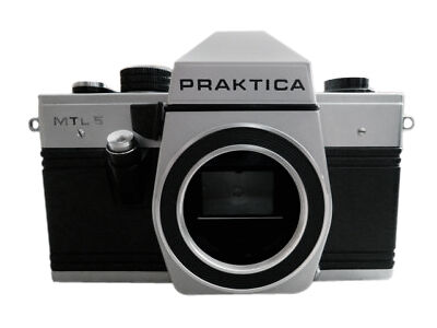 Praktica mtl b made in gdr mm camera analoge
