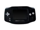 Nintendo Game Boy Advance Black Handheld System
