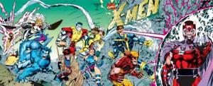 X-men-1-All-5-Covers-Set-Jim-Lee-Magneto-Cyclops-Wolverine-1991-Marvel-Comics