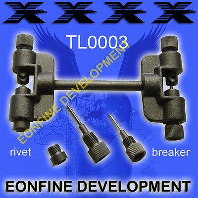 TL0003 Motor Bike Timing Cam Chain Cutter Breaker Rivet Riveter Tool motorcycle
