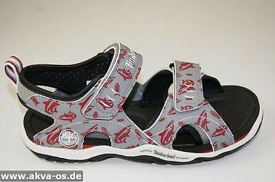 Timberland ROCK SKIPPER 2 Sandalen Strap Gr. 24 Kinder Schuhe NEU