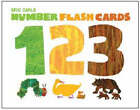 Eric Carle Numbers Flashcards 123 by Eric Carle (Diary, 2008)
