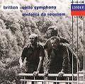 Cellosinfonie/+ von Rostropowitsch,Pears,Britten (1991)