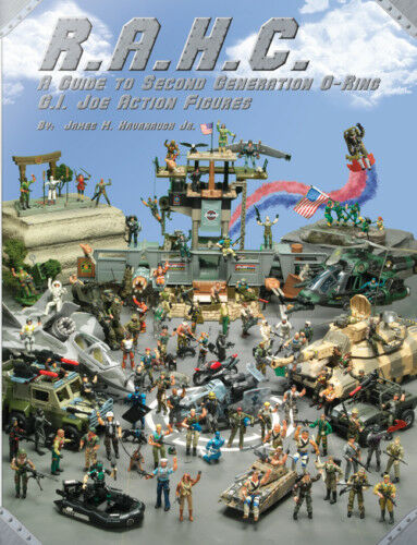R.A.H.C. Guide G.I. Joe 1997-2007 Reference book Cobra Snake Eyes