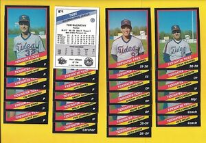 1988-CMC-Tidewater-Tides-set-Mets-affiliate-Gregg-Jefferies-25-more