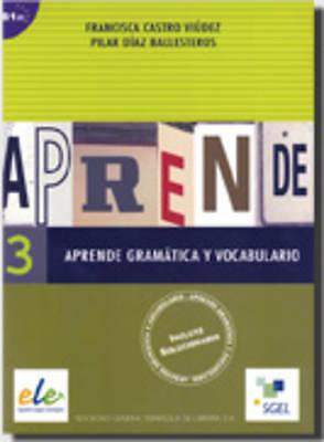Aprende gramatica y vocabulario 3 (Pt. 3) (Spanish Edition)-ExLibrary
