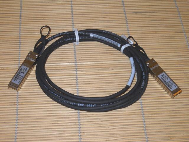 ORIGINAL Cisco SFP-H10GB-CU3M 10GBASE-CU SFP+ Twinax cable 3 m 37-0961-03, V03