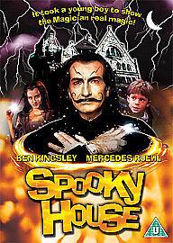 Spooky House DVD NEW