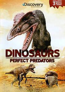 Dinosaurs-Perfect-Predators-DVD-2011-Brand-New