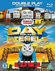 Thomas And Friends - Day Of The Diesels (Blu-ray and DVD Combo, 2011, 2-Disc Set)