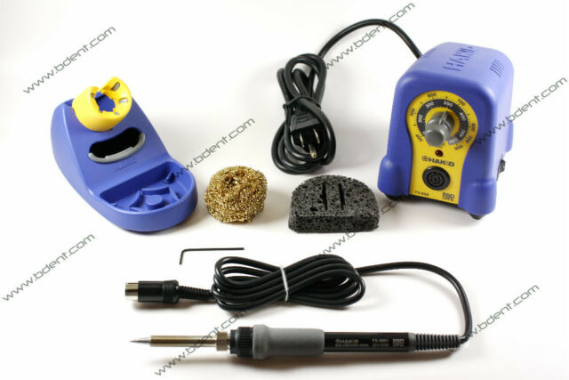 NEW Hakko FX-888 FX888-23BY Soldering Station, Factory AUTHORIZED Distributor
