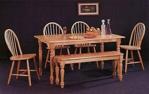 Damen-6-Piece-Natural-Finish-Dining-Table-and-Chair-Set-by-Coaster-4127-4361