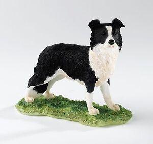 Border-Fine-Arts-Border-Collie-A24204-Standing-Dog-Figurine-NEW-IN-BOX-15802