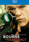 The Bourne Supremacy (Blu-ray, 2009)