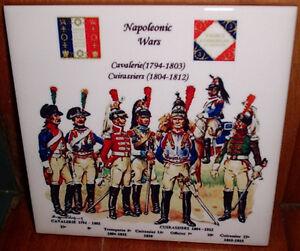 Napoleonic-Wars-Napoleon-Garde-Imperiale-Dutch-Grenadiers-CERAMIC-TILE
